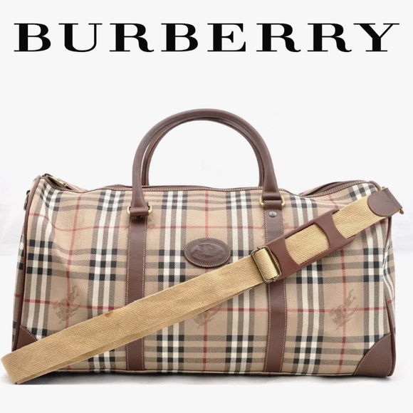 52124a82aa0f Burberry Handbags - Authentic BURBERRY Weekender bag